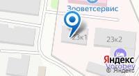 Компания Магазин автоэмалей на Черепичной на карте