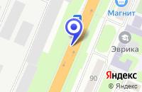 Схема проезда до компании ЦЕНТР МОБИЛЬНОЙ СВЯЗИ РАДИСТКА КЭТ в Великом Новгороде