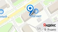 Компания Бюро приключений 53 тура на карте