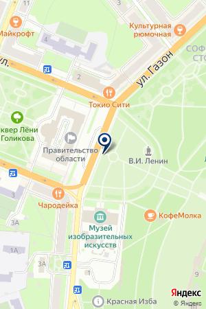 ДНК центр ДТЛ на карте Великого Новгорода