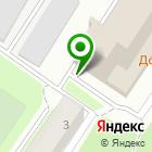 Местоположение компании АрхИнжПроект