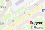 Схема проезда до компании Бамбук в Великом Новгороде