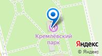 Компания Парки Великого Новгорода, МАУ на карте