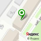 Местоположение компании Миронов Мебель