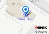 Вираж-Н на карте