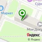 Местоположение компании Медицинский информационно-аналитический центр