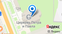 Компания гидросервис на карте