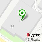 Местоположение компании Комета