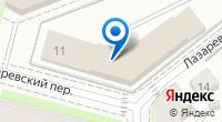 Компания LaserWar на карте