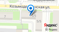 Компания ТОРЭКС на карте