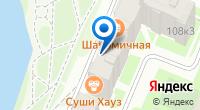 Компания Флоранс на карте