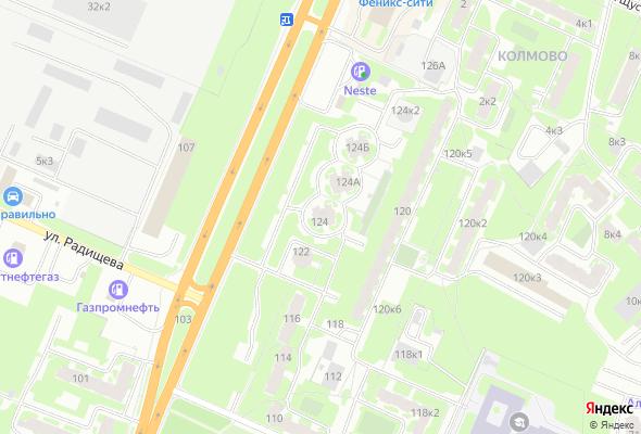 жилой комплекс Тринити