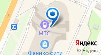Компания Meridies на карте