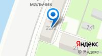 Компания V8 на карте
