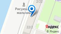 Компания Алан на карте