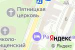 Схема проезда до компании Продовольственный магазин в Великом Новгороде