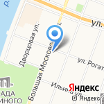 Центр здоровой семьи на карте Великого Новгорода