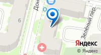 Компания 4АВТО на карте