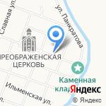 Городское хозяйство г. Великого Новгорода на карте Великого Новгорода