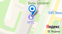 Компания Comepay на карте