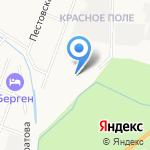 Энергоресурс на карте Великого Новгорода