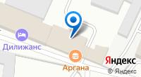 Компания АвтоРитеТ на карте
