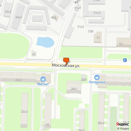 Московская ул