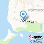 ЭТО-2 на карте Великого Новгорода