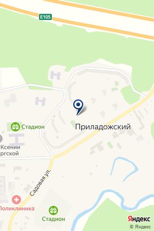 ДЕТСКАЯ МУЗЫКАЛЬНАЯ ШКОЛА на карте Кировска