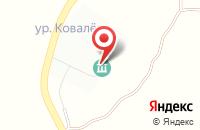 Схема проезда до компании Церковь Спаса Преображения на Ковалеве в Шолохово