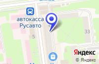 Схема проезда до компании ХОЗЯЙСТВЕННЫЙ МАГАЗИН ДЕКОР в Старой Руссе