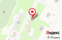 Схема проезда до компании Чечулинская врачебная амбулатория в Чечулино