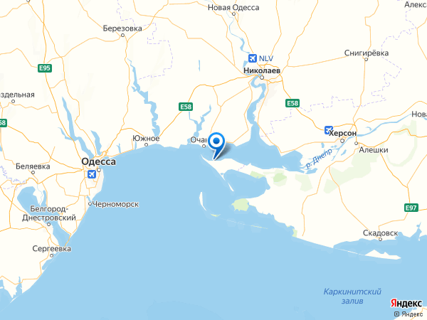 село Покровское на карте