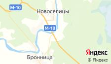 Гостиницы города Белая гора на карте