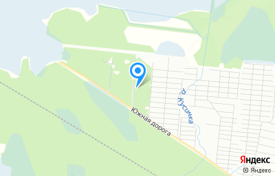"Местоположение на карте пункта техосмотра по адресу Ленинградская обл, г Кириши, ГК ""Эра"", гараж 18"
