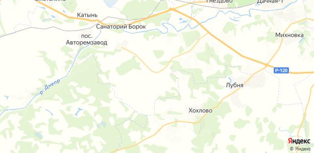Шпаки на карте