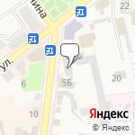 Магазин салютов Новозыбков- расположение пункта самовывоза