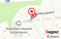 Схема проезда до компании ПРОЕКТХУДГРАФ в Дивасах