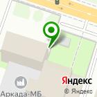 Местоположение компании Офисная планета