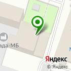 Местоположение компании СК.Дедал