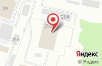 Схема проезда до компании Альтер Эго в Смоленске