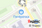 Схема проезда до компании Танцевальный клуб Сергея Безуглых в Смоленске