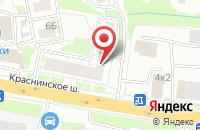 Схема проезда до компании Леспромбизнес в Смоленске