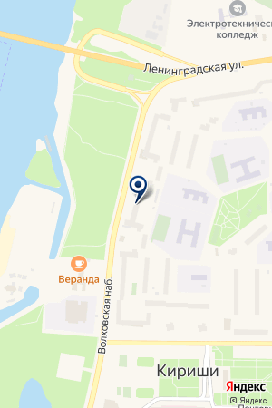 НЕФТЯНАЯ КОМПАНИЯ ОНИКС на карте Волхова