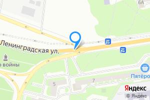 Однокомнатная квартира в Киришах Киришский р-н, Ленинградская ул.