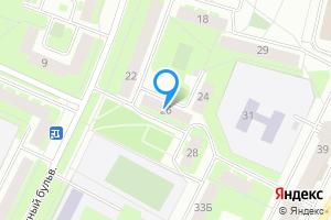 Сдается двухкомнатная квартира в Киришах Ленинградская область, Молодёжный бульвар, 26