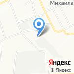 Всероссийское общество автомобилистов на карте Смоленска
