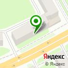 Местоположение компании КАЛИНА, сеть магазинов бижутерии