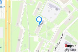 Снять двухкомнатную квартиру в Киришах проспект Ленина, 14