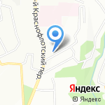 Учебно-информационный центр на карте Смоленска